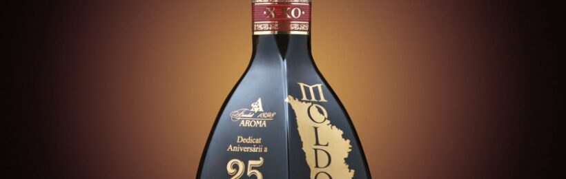 """By the 25th anniversary of the declaration of independence of the Republic of Moldova, SA """"Aroma"""" has released a 25-year anniversary divin"""