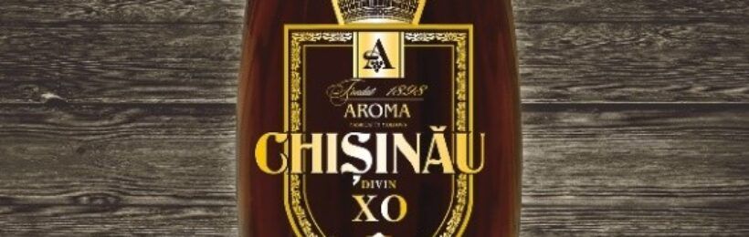 """Attention! When purchasing the cognac """"Chisinau 10 years"""" you receive a 10% discount."""