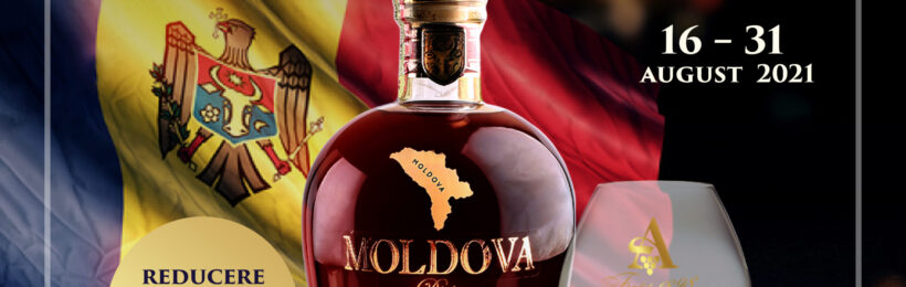 We celebrate together 30 years of Independence of the Republic of Moldova!
